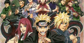 Road to Ninja: Naruto the Movie Poster