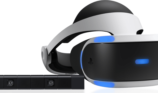 PS VR with Camera