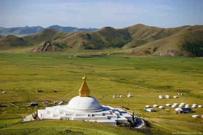 Reisen - Mongolei - Reisetipps - Kloster Amarbayasgalant