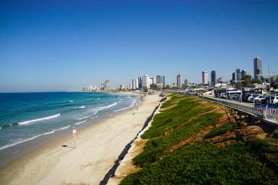 Israel Reisen Reisetipps Tel Aviv Strand