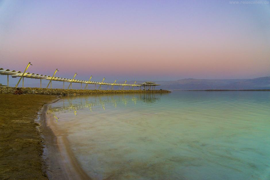 Israel Reisen Reisetipps Die Farben des Toten Meeres