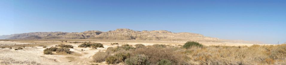 Israel Wüste Negev Totes Meer Reisen Reisetipps