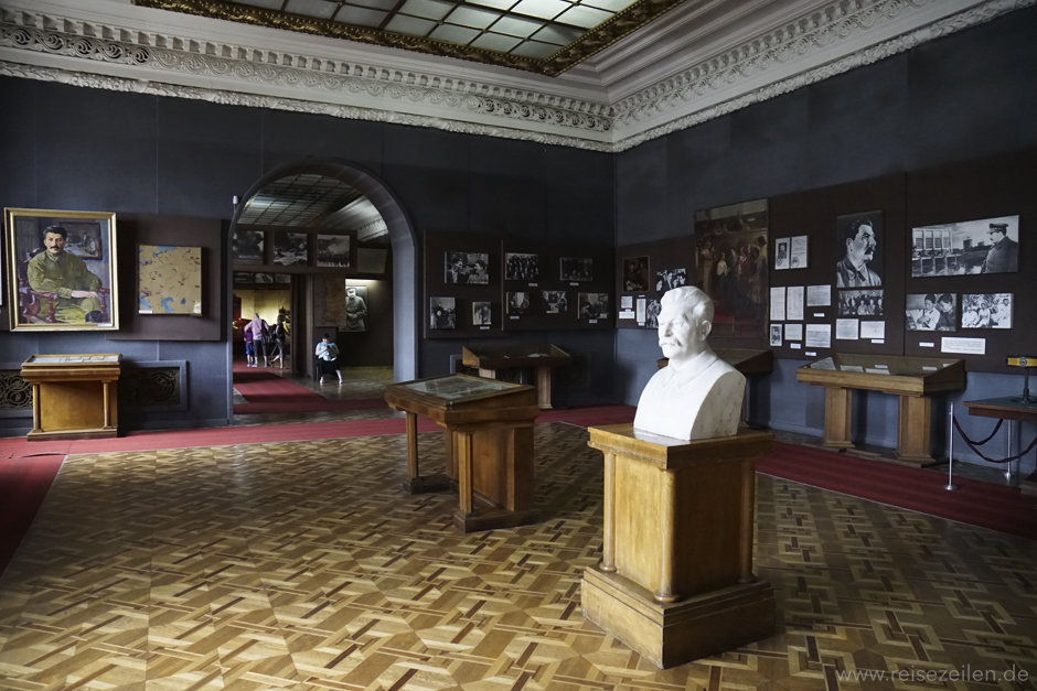 Georgien Gori Stalin Museum