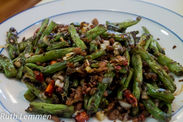 The Green Beans Recipe