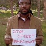 Aspiring Humanitarian Joins Efforts to End Street Harassment