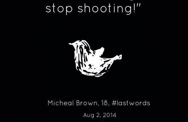 Michael Brown Last Words
