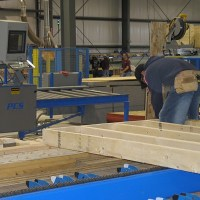 Wood Wall Panels & Floor Panels | Reliable Truss | New ...