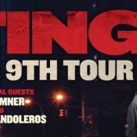 Sting in concerto a Milano con 57th & 9th Tour