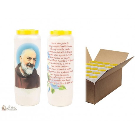padre-pio-novena-candles-20-pieces