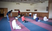 Mosque Prayer