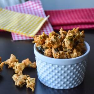 Cashew Pakoda / Cashew Fritters