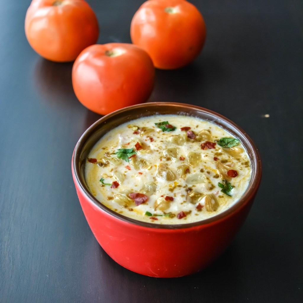 GarlicRaita-2