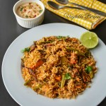 Restaurant Style Vegetable Biryani Recipe