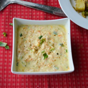 Carrot Ginger Raita