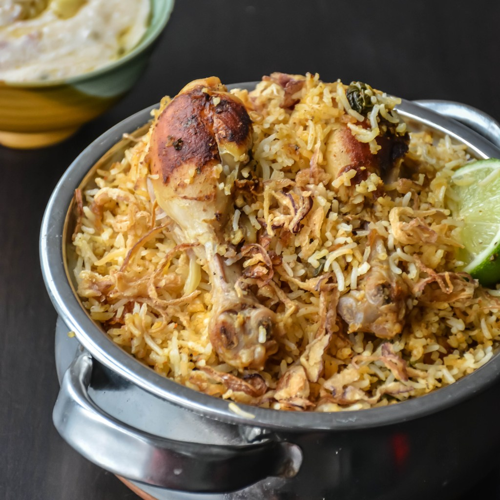 Chicken Biryani Hotel recipe – Relish The Bite