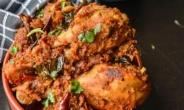 Chicken Drumstick Masala