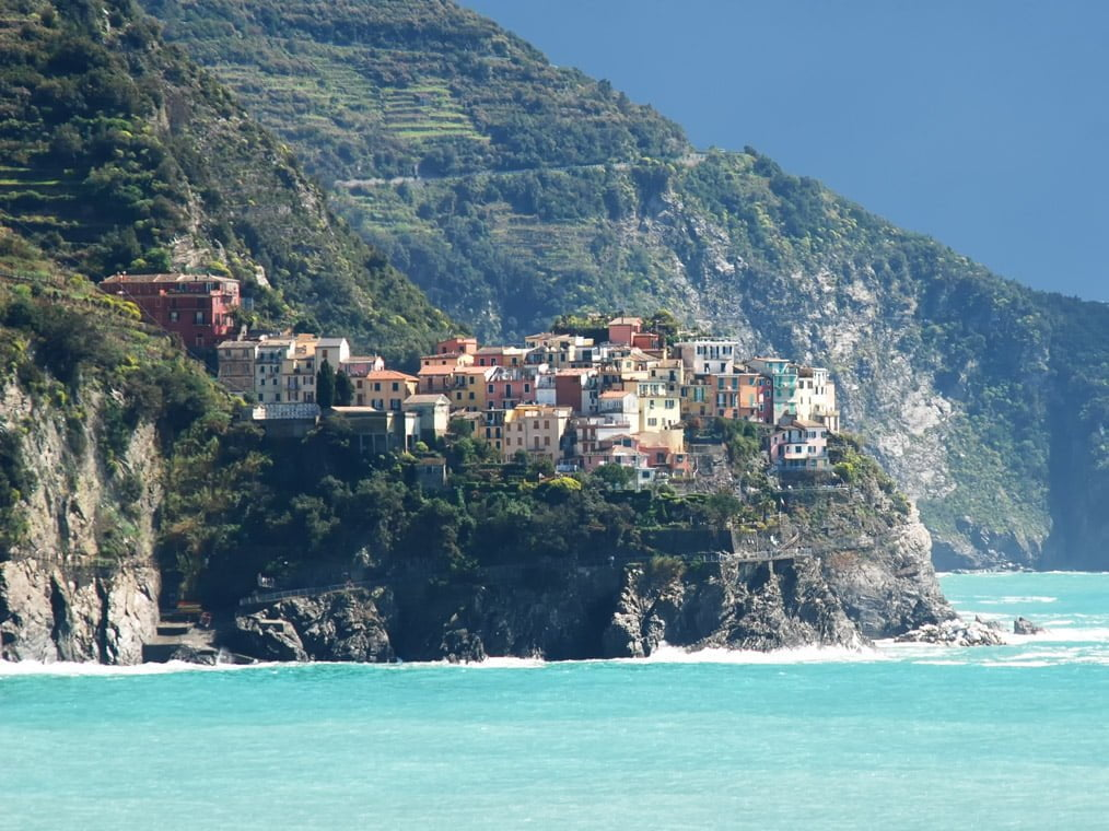 İtalyan Rivierası'nda 4 gün