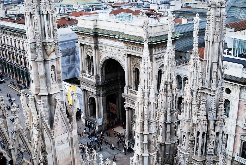 Milano'da 1 gün