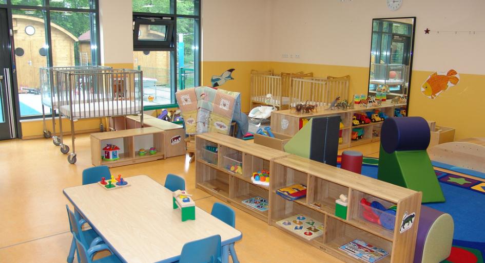 daycare design layout