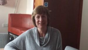 Heather Brown, our Wellesbourne dementia friendly Café