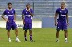 Jussandro, Wellington Saci e Luiz Carlos