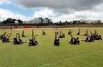 Jogadores remistas realizam atividade física em Natal-RN