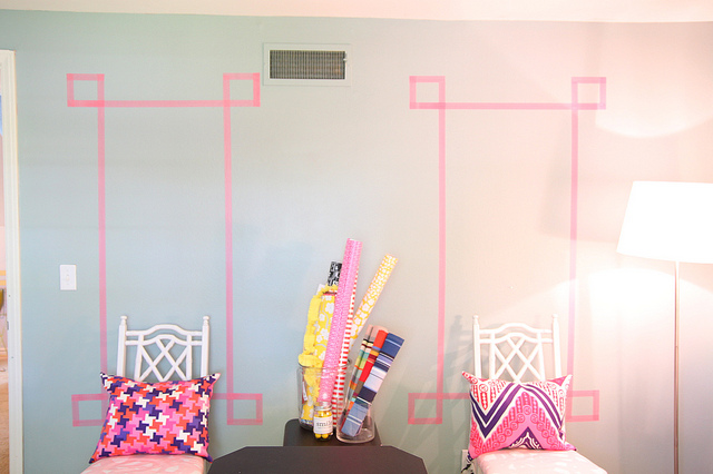 Top Ten Washi Tape Home Decor Ideas and Link Party