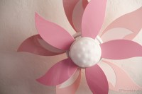 New Flower Ceiling Fan