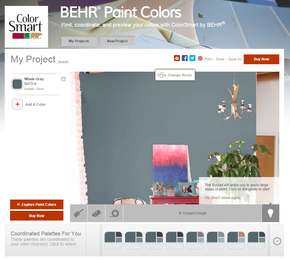 7 free online tools to test paint color before you buy behr color smart