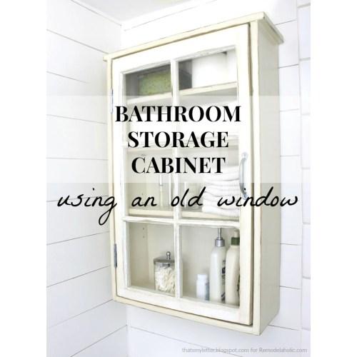 Medium Crop Of Unique Bathroom Wall Cabinets