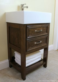 Remodelaholic | IKEA Hack: How to Build a Small DIY ...