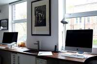Remodeling 101: Lighting Your Home Office: Remodelista