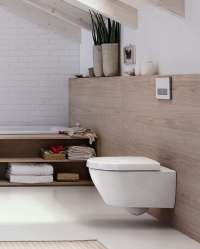 10 Easy Pieces: Wall-Mounted Toilets - Remodelista