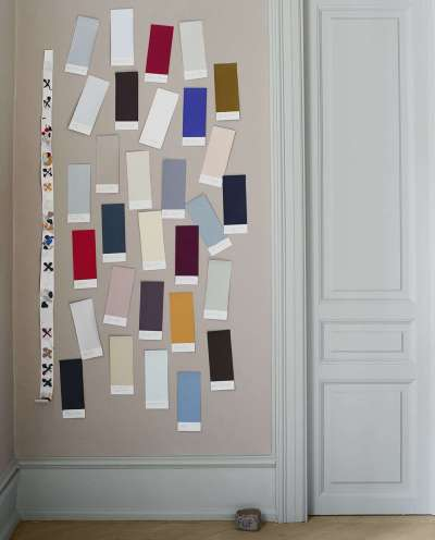 Paint and Wallpaper from the Doyenne of Handmade Tile - Remodelista
