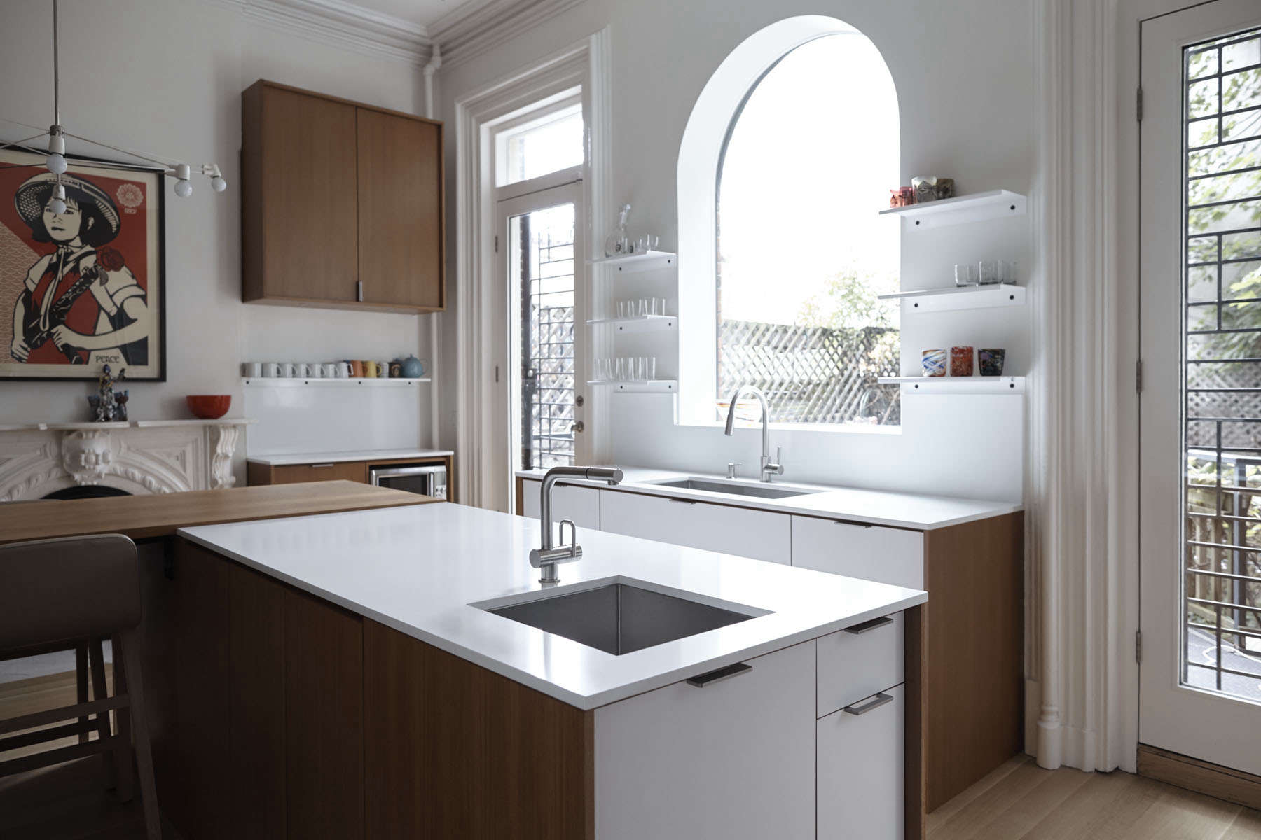 Used kitchen cabinets brooklyn ny - Used Kitchen Cabinets Brooklyn Ny A Preserved Historic Setting For A Modern Kitchen Remodel By Download