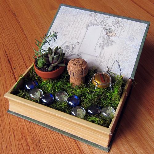 Desktop Fairy Garden