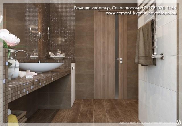 Ремонт однокомнатной квартиры дизайн