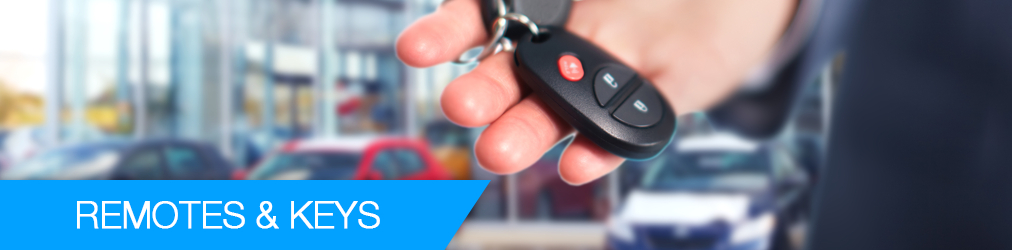 Keyless Entry Remotes, Car Remote Replacements, Key Fobs, Keys