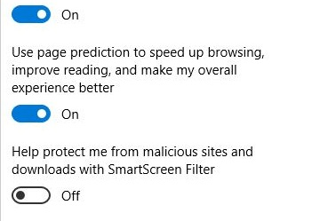 smartscreen-in-edge