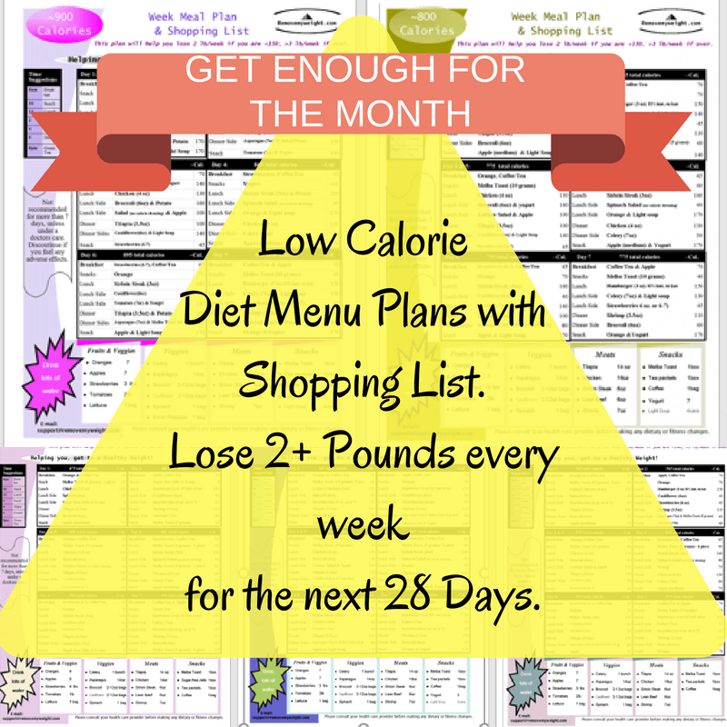 how to make a weight loss plan