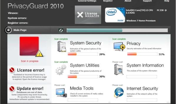 Remove Privacy Guard 2010