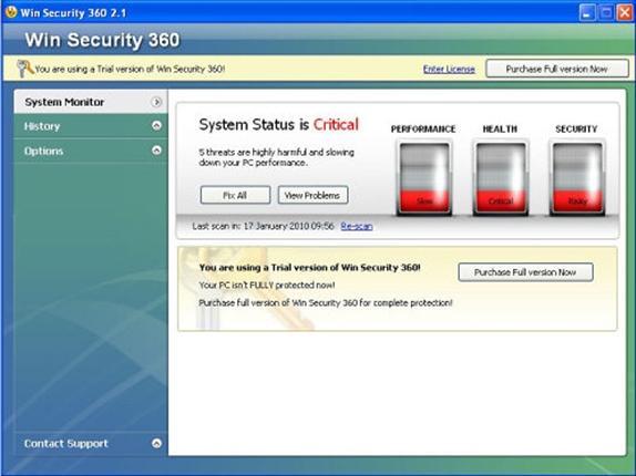 Win Security 360