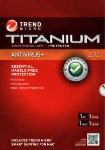 Trend Micro Titanium Antivirus