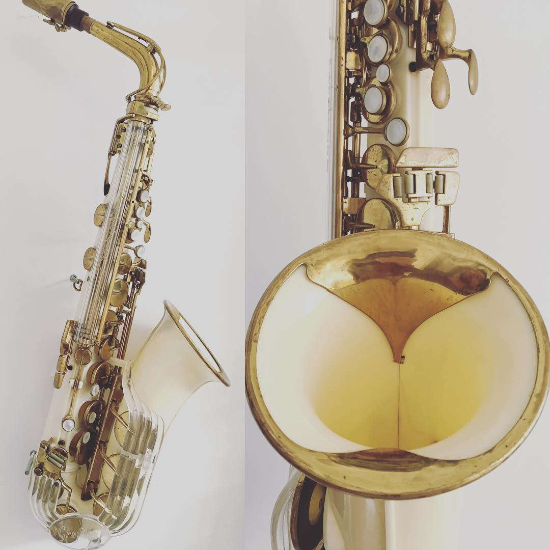 When you are pretty and you know it Grafton vintagesaxophonehellip