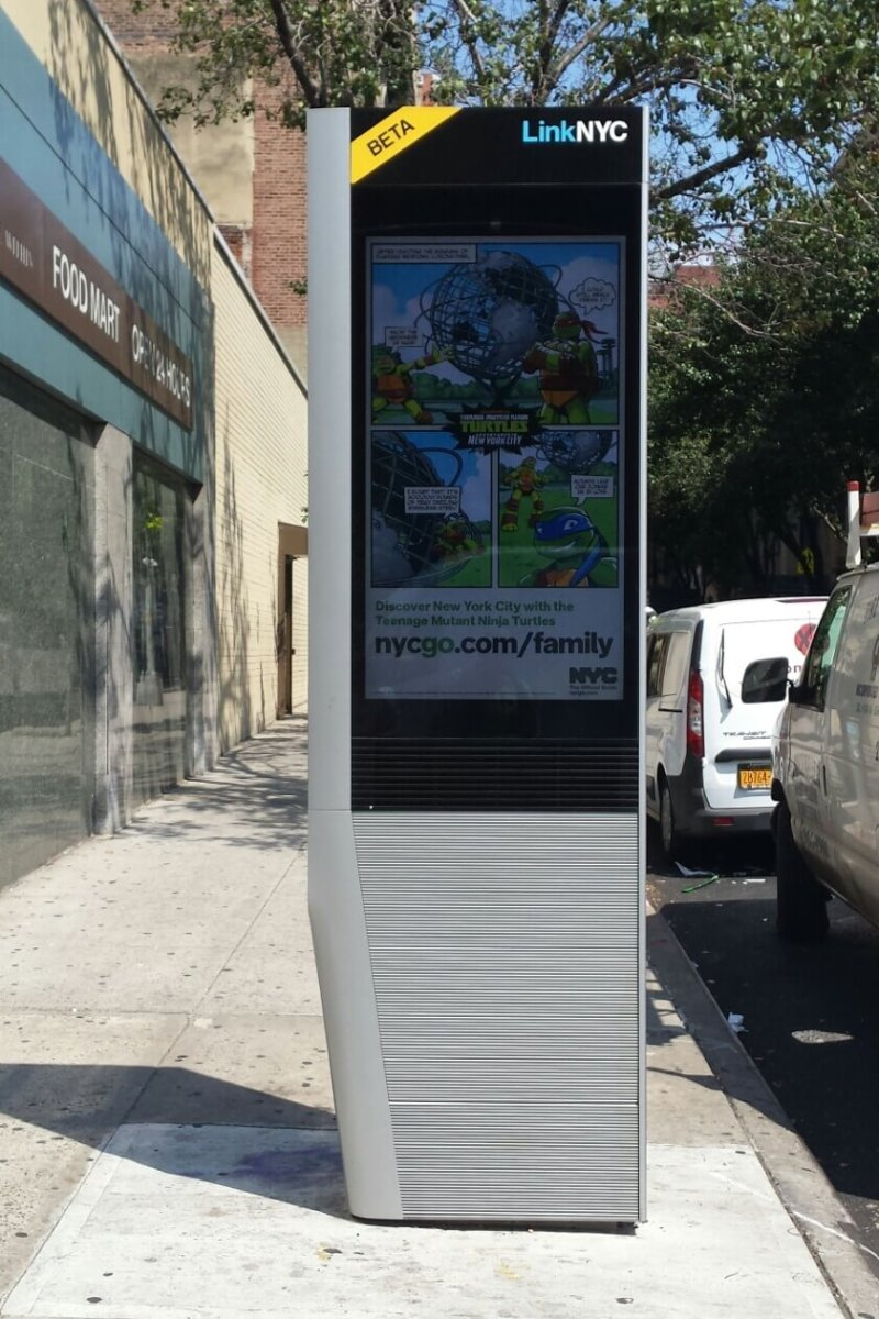Tech On the Streets of New York