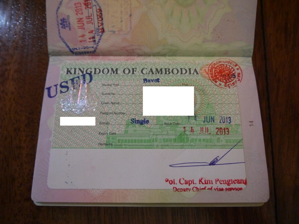 Se Asia Visa Requirements For Us Uk Passport Holders