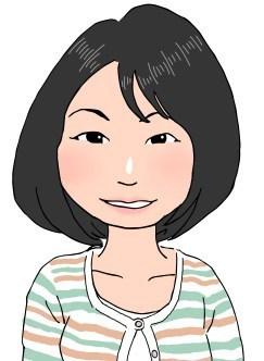 Megumi先生似顔絵
