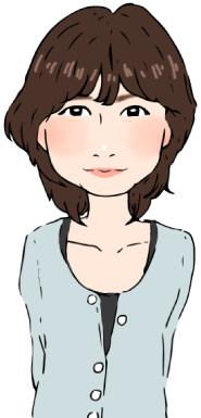 Yoshiko先生似顔絵