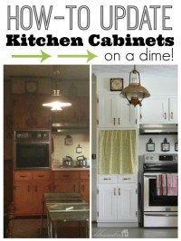 Refurbishing a Kitchen Cabinet Vs Refacing