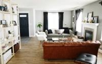 Light & Bright Living Room Makeover Idea   RenoCompare